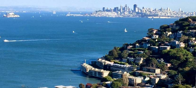 Fall in love withSausalito